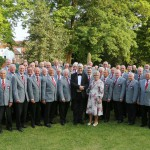 WMVC and the Victoria Welsh Male Voice Choir