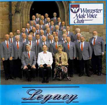 CD legacy cover
