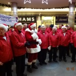 Sing with Santa in Crowngate 2015